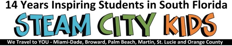 STEAM City Kids Learning Center Logo